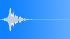 SFX - Woosh - Wooden Handle - 13 - EAR - sound effect