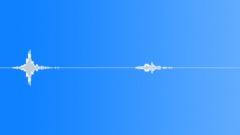 SFX - Woosh - Wooden Handle - 30 - EAR - sound effect