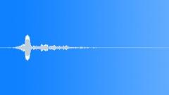 SFX - Woosh - Vinyl Tube - 19 - EAR Sound Effect