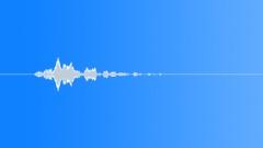 SFX - Woosh - Vinyl Tube - 5 - EAR Sound Effect