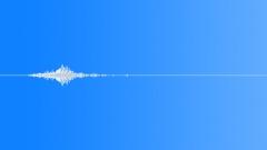SFX - Whoosh - Squash Racket - 5 - EAR Sound Effect