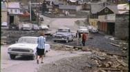 Homer Alaska After Earthquake Circa 1964 (Vintage Archival 16mm Film) 1575 Stock Footage