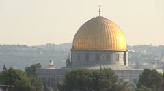 Sequence 01jerusalem 0206 Stock Footage