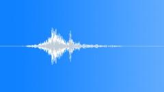 SFX - Woosh - Cardboard - 2 - EAR Sound Effect