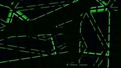 Blockade dd greenline  Stock Footage