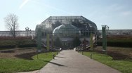 Stock Video Footage of Phipps Conservatory and Botanical Gardens