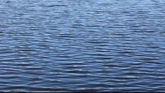 small waves - stock footage