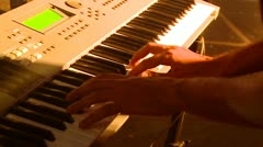 Keyboards-2. Stock Footage