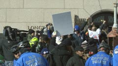 US Congress/Occupy Wall Street Stock Footage