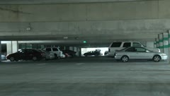 Parking Garage 2 Stock Footage