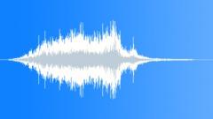 Suck in whoosh - sound effect