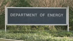 Department of Energy Stock Footage