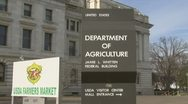 Stock Video Footage of USDA