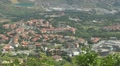 Aerial view of Republic of San Marino, Italy, Europe HD Footage