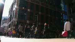 LP-Chicago-007 Stock Footage
