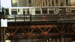 LP-Chicago-135 Stock Footage