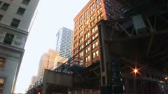 LP-Chicago-140 Stock Footage