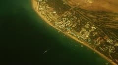 City Antalya Aerials - stock footage