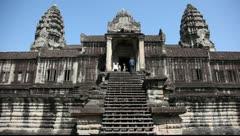 Angkor Wat_LDA P 00531 Stock Footage