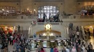 NYC GrandCentral 004 1080p 30fps Stock Footage