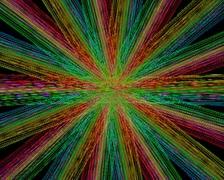 Deep MegaSwirl Loop PAL Stock Footage