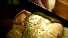 Bread Stock Footage