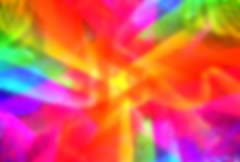 Rainbow Smear Loop VGA - stock footage
