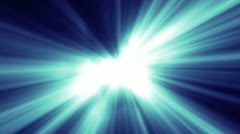 Glowing Lights - Particle Sunbeam HD - stock footage