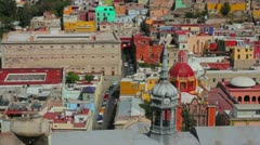 Market of Guanajuato - stock footage