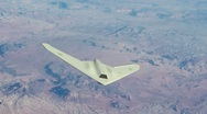 "Stock Video Footage of RQ-170 Sentinel ""Spy"""