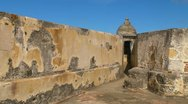 Stock Video Footage of 25p San Criistobal Castle 7