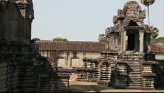 Angkor Wat_LDA N 00615 Stock Footage