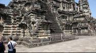 Angkor Wat_LDA N 00621 Stock Footage