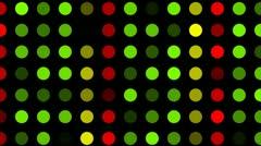Electronics LEDs Panel (2) Stock Footage
