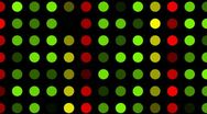 Stock Video Footage of Electronics LEDs Panel (2)