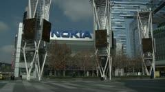 Nokia Theatre Los Angeles Ca Stock Footage