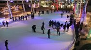 Stock Video Footage of Ice Skating People and Zamboni 27