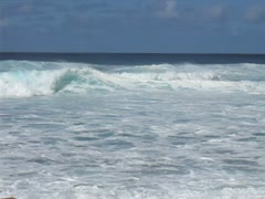 Breaking Waves 7 Stock Footage
