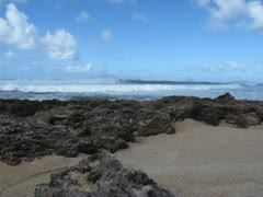 Oahu Seascape Stock Footage