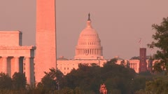 Washington DC Stock Footage
