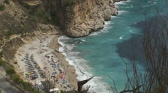 Cumbre del Sol Playa Stock Footage