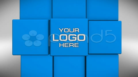 After Effects Project - Pond5 CUBES LOGO REVEAL 10562861