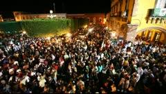 San Miguel de Allende Stock Footage