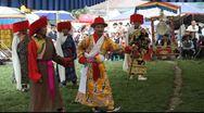 Tibetan Opera Stock Footage