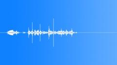 Unfolding a letter Sound Effect