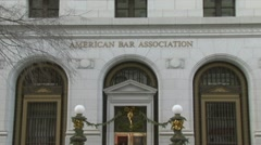 American Bar Association Stock Footage
