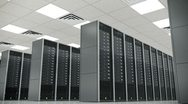 Stock Video Footage of Data center