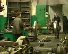 depot - stock footage