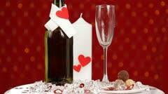 Romantic mood Stock Footage
