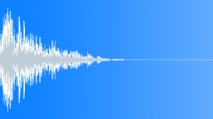 Impact Boom Flanged 02 Sound Effect